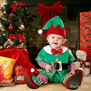 Santas Littlest Elf A Comfy Kids Christmas Costume Is Just Right