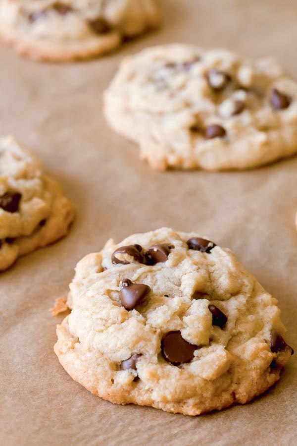 Bakery Style Chocolate Chip Cookies By The Little Vintage