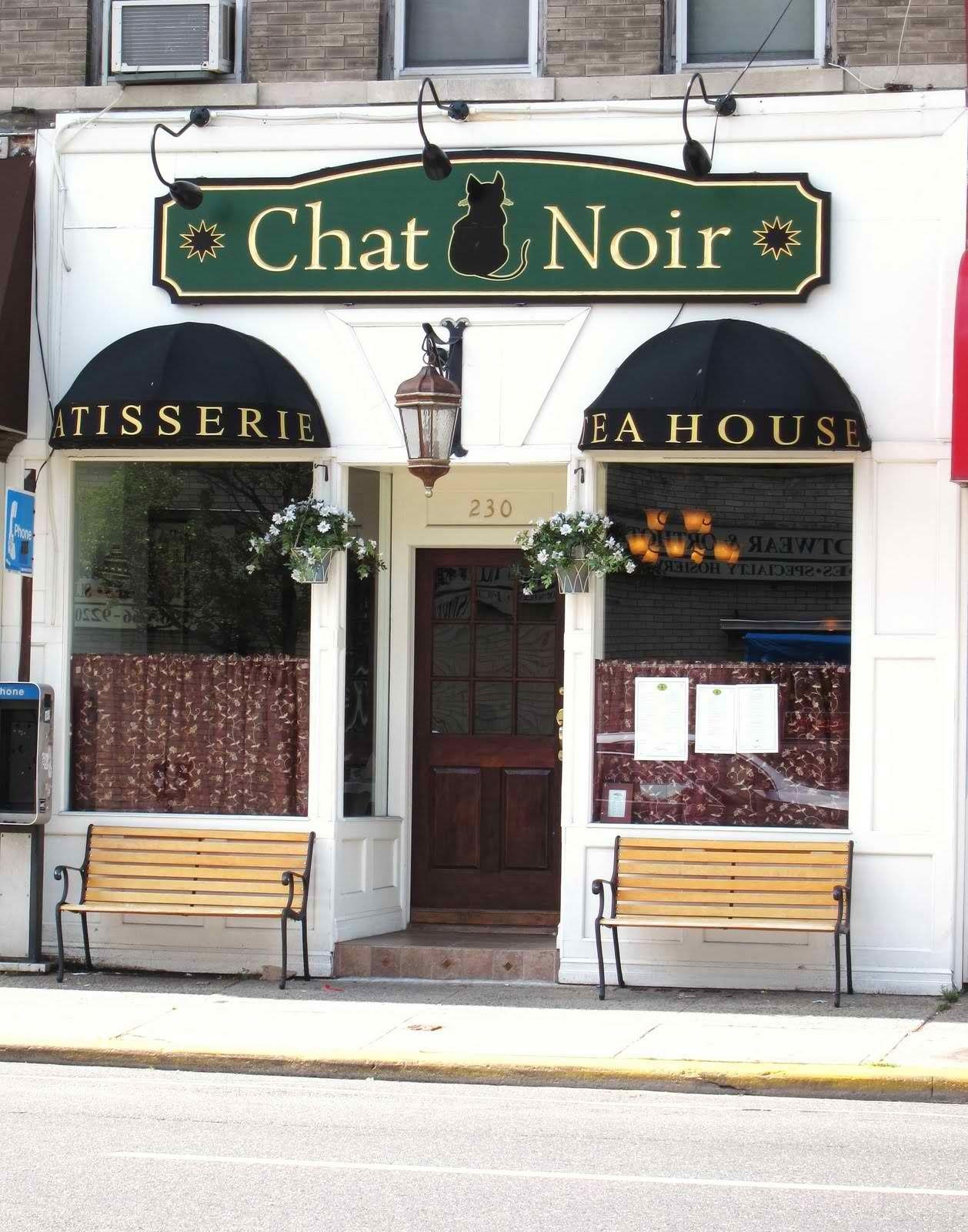 Chat Noir, Rockville Centre, NYC Tea, Tea party, Restaurant