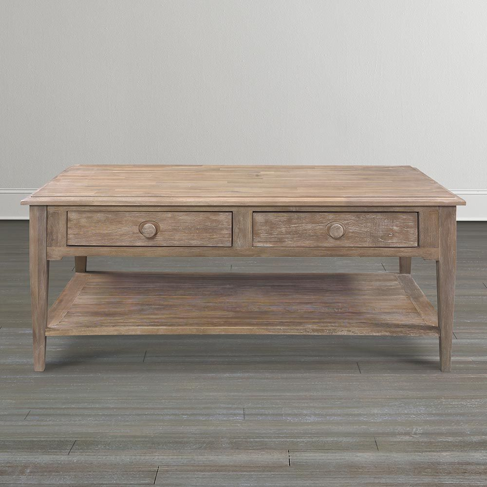 Best Rectangular Cocktail Table By Bassett Furniture Coffee 400 x 300