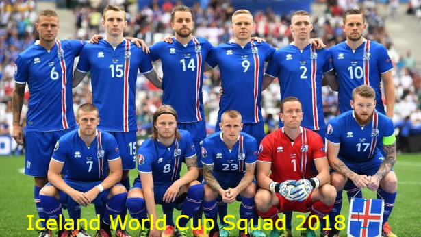 Iceland Football Team Squad Fifa World Cup 2018 Russia Fifaworldcup Fifa2018 2018fifaworldcup Russiaw Football Squads World Cup 2018 Teams Fifa Teams