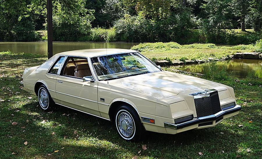 1981 Chrysler Imperial Chrysler Imperial Chrysler Cars Chrysler