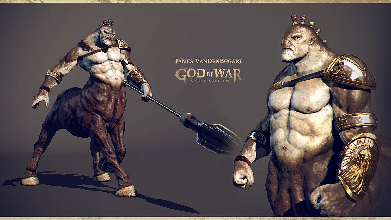 God of War Ascension Centaur Centaur, Mythological