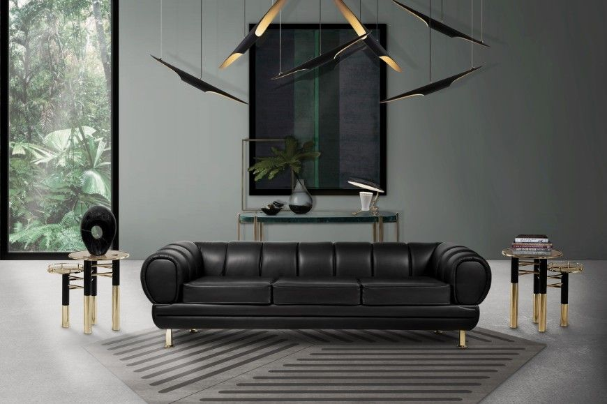 How To Decorate Around Neutral Modern Sofas For A Chic Living Room Set | Velvet Sofas. Living Room Furniture Set | #modernsofas #velvetsofa #livingroomset Read more: http://modernsofas.eu/2017/03/13/decorate-neutral-modern-sofas-chic-living-room-set/