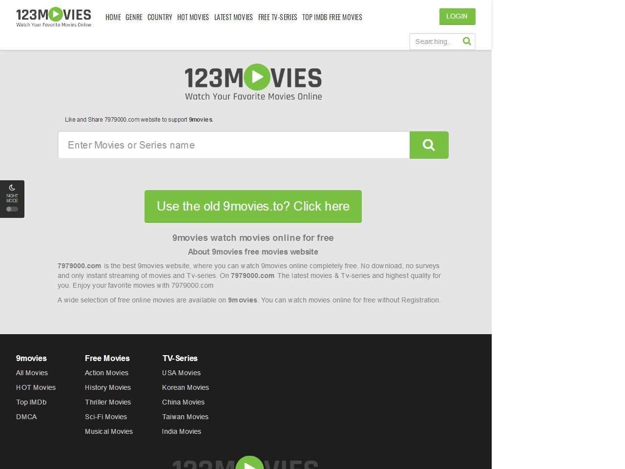 9movies in 2020 Hd movies online, Free movies online