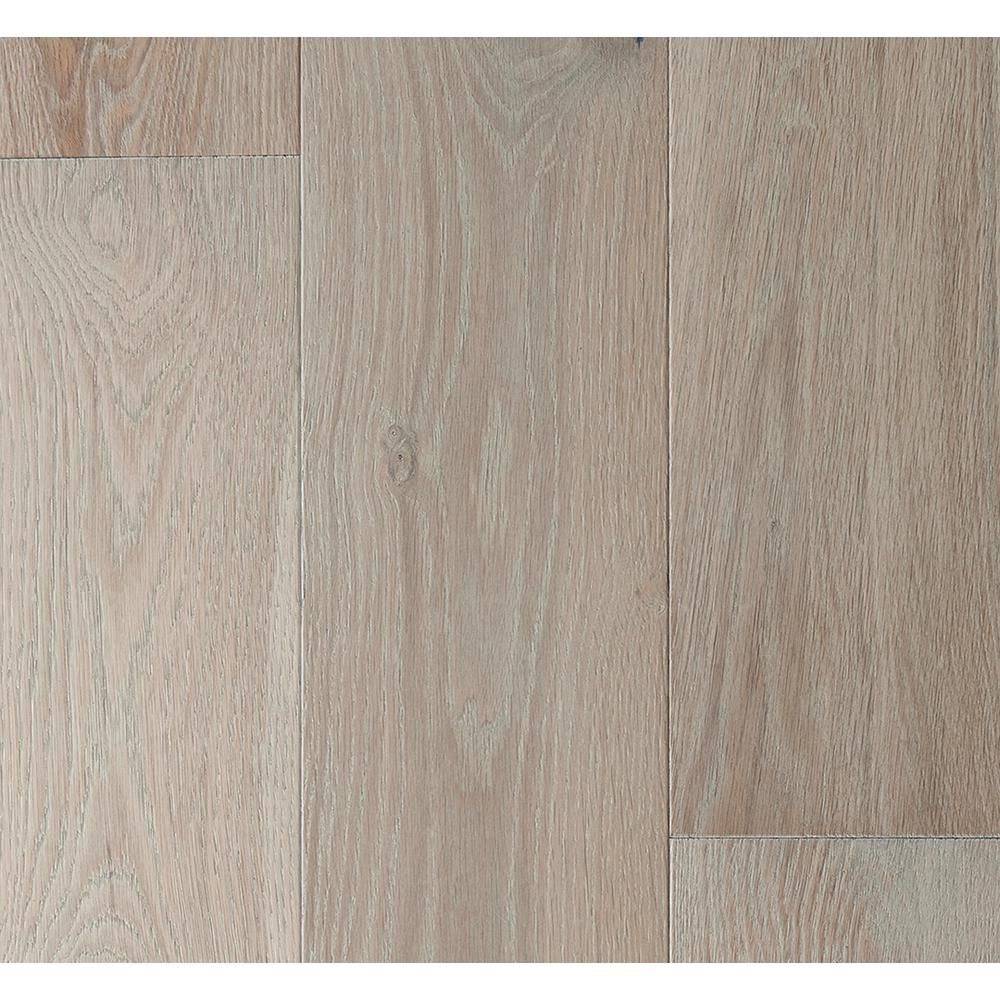 Malibu Wide Plank French Oak La Playa 3 8 In T X 6 1 2 In W X Varying Length Eng Click Hardwood Flooring 945 50 Sq Ft Pallet Hdmrcl272efp The Home Dep In 2020