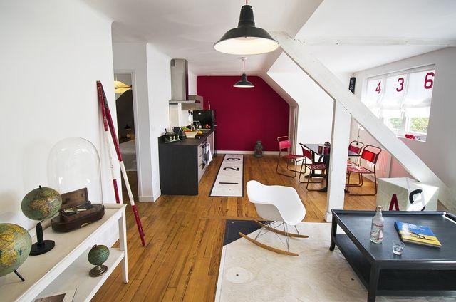 id es relooking int rieur peinture sur meuble recup. Black Bedroom Furniture Sets. Home Design Ideas