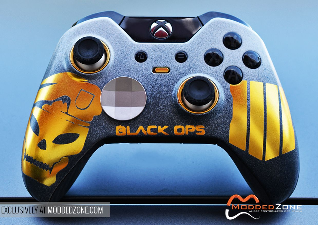 Custom Modded Controllers For Xbox One Xbox One Elite Ps4 And