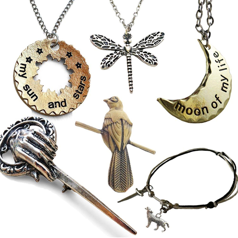 Kakabel Astrologers Star of God Pewter Pendant ~ 18+4 inch extender Chain