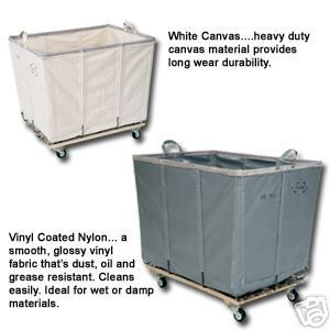 You Are Buying One New 14 Bushel Capacity White Canvas Laundry Hamper Inside Dimensions Are 40 X 28 X 27 5 Laundry Hamper Canvas Laundry Hamper Sanitary
