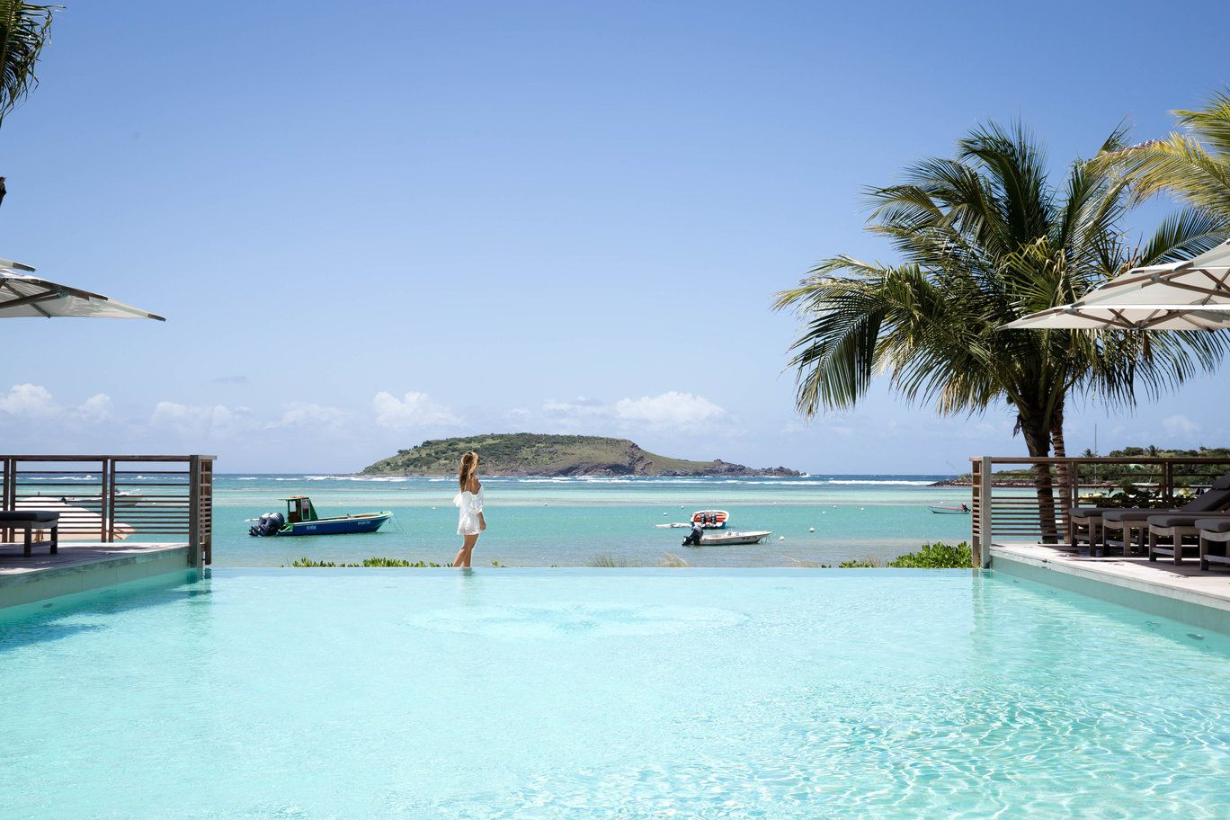 Le Barthelemy Hotel Spa Elegance Luxury In The Tropical Paradise Of St Barth