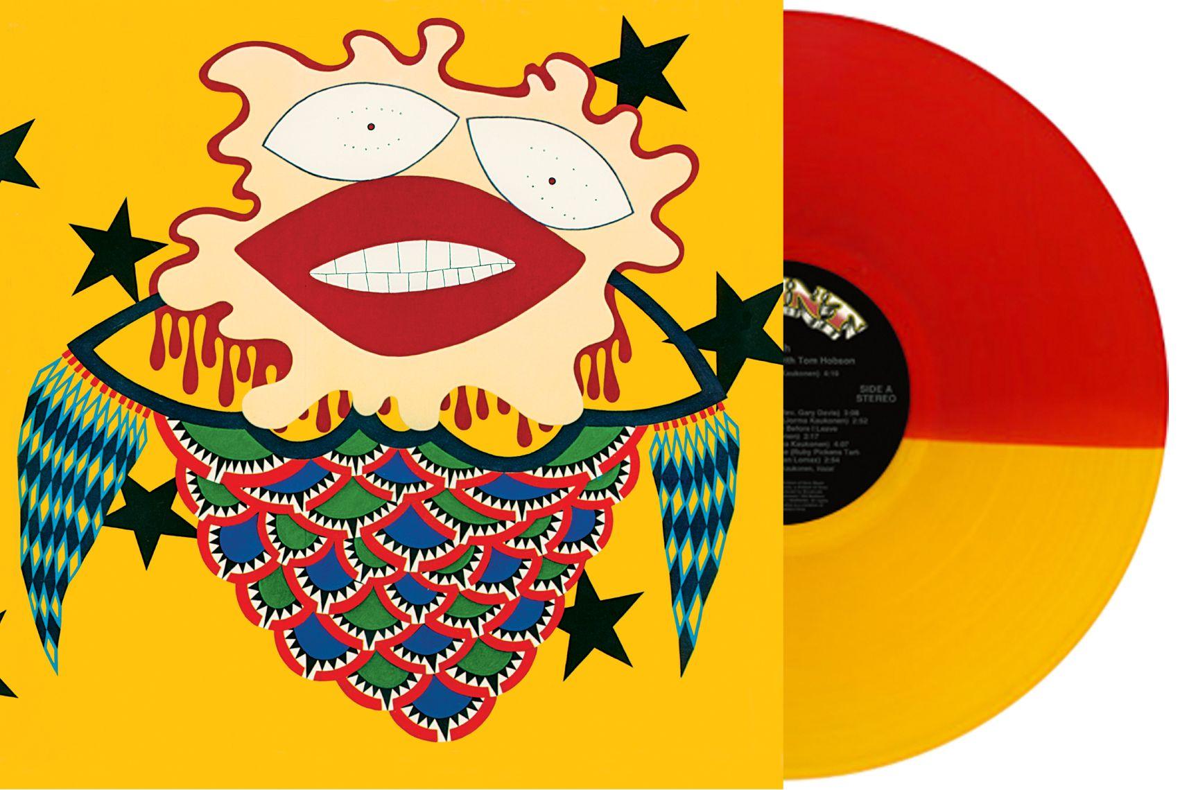 Jorma Kaukonen Quah Vinyl Hippie Shop Record Store