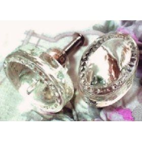 vintage style glass knobs i must have these for the bathroom