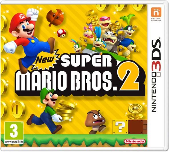 New Super Mario Bros 2 Special Edition 3ds Cia Http Www