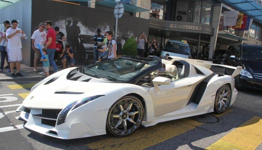 Lamborghini Veneno Roadster Price In Canada