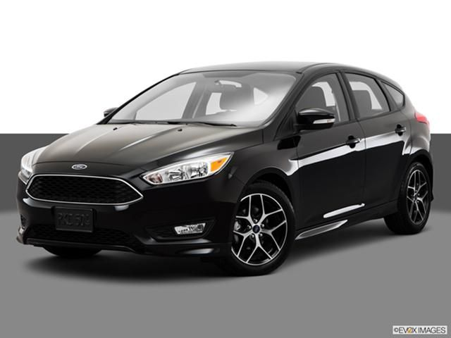 Unique 2015 ford Focus Black
