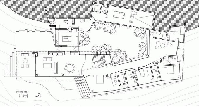 Innenarchitektur Moderne Hauser Hausentwurfe Architekturplan Zeitgenossische Architektur Bio Kreatives Design Hausskizze Haus