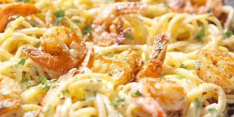 Cajun Shrimp Pasta Recipe Pasta Recipes Food Recipes Creamy