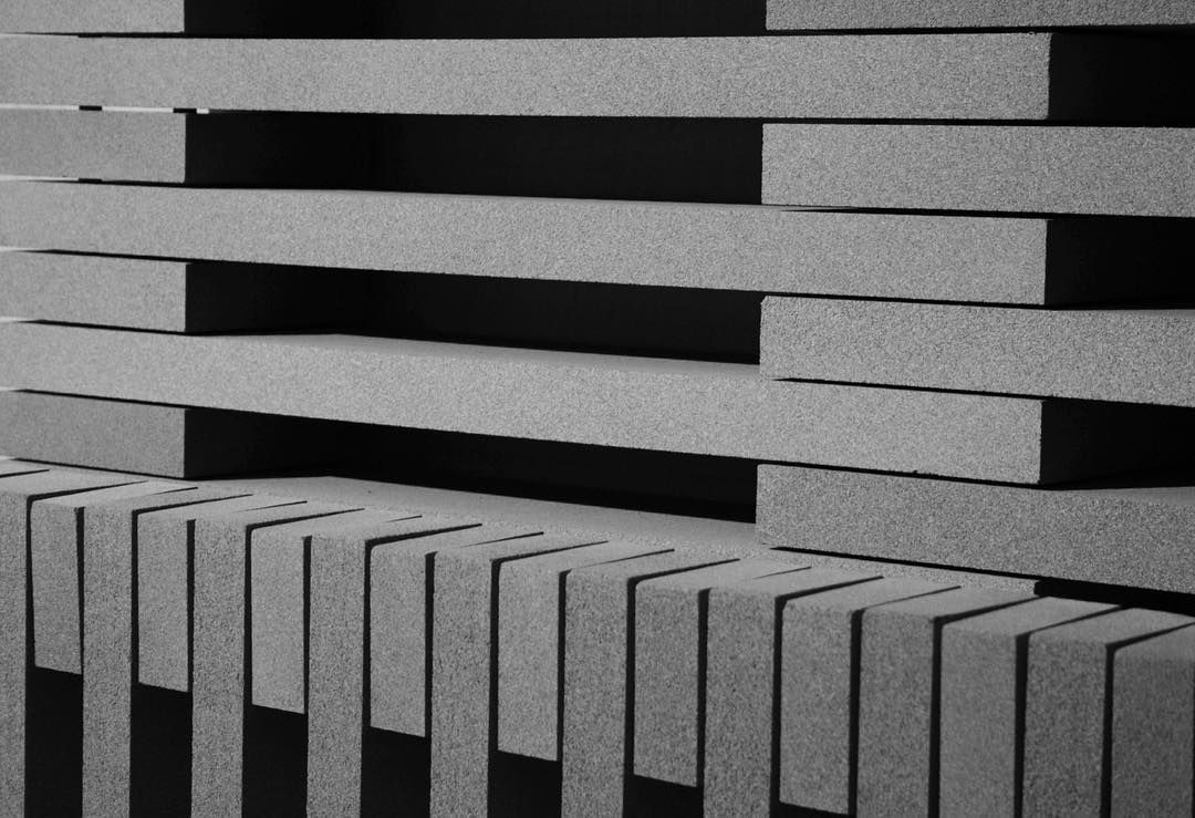 detail interior cork modernist furniture home bench wall