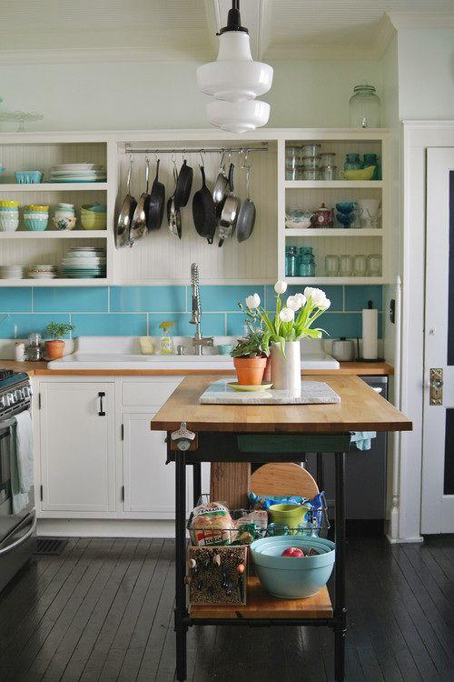 Kleine Küche Organisation - Kleine Küche Organisation Planung für - kleine küchen ideen