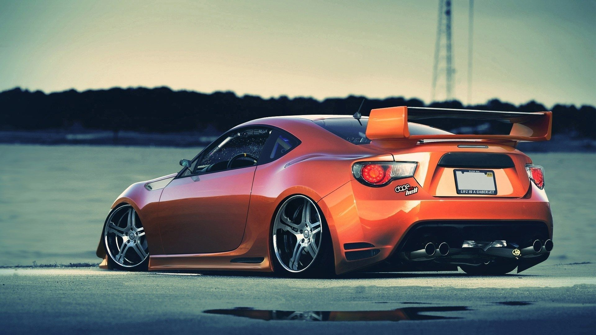 Tuned Cars wallpapers 9 Tuner cars, Car wallpapers
