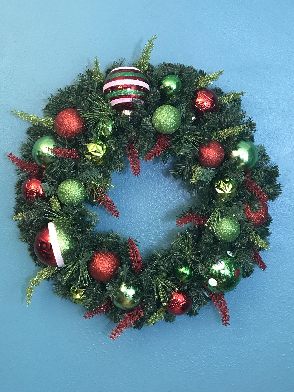 19+ Faux christmas wreath info