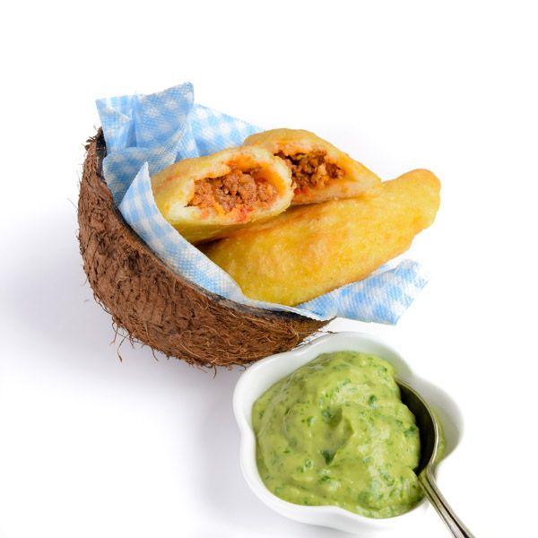 empanadas sind street food aus venezuela naja eigentlich sind empanadas typisches street food