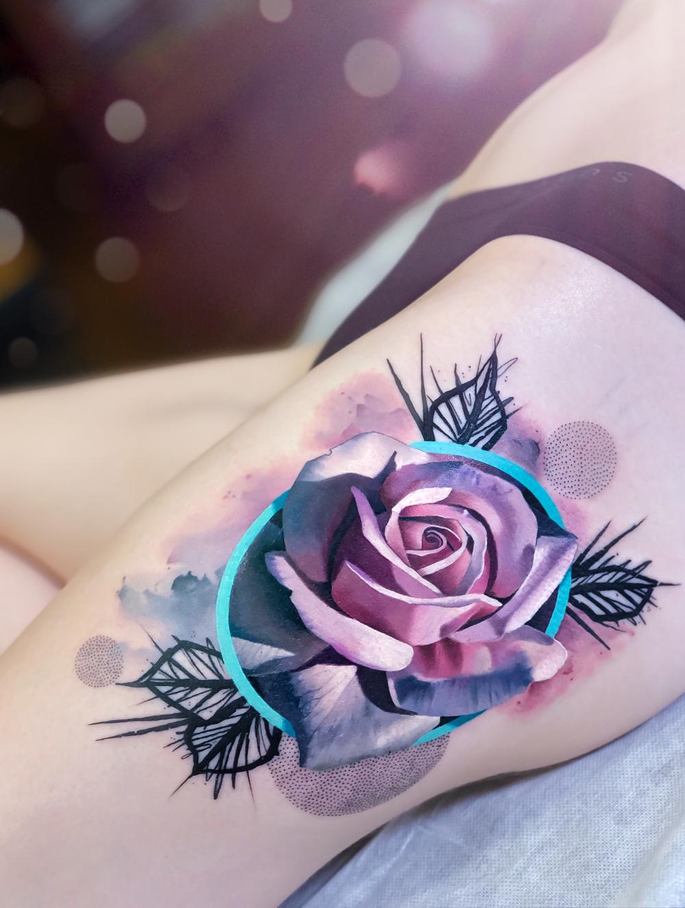 Rose for 'Not That Kind Of Molly' Thanks sweet. . . . . Tattooed using #worldfamousink @worldfamousink @fkirons #fkirons #spektraxion #direkt2 @_numb_skulled #_numb_skulled @blackworksupply @tattoodo Ambassador #tattoodo @bloodlinesinknorthperth #bloodlinesinknorthperth @aputureteck #aputure #stencilanchored #kwadron #chrisrigonitattooer #chrisrigoni #tattoo #tattooartistmagazine #TattooistArtMagazine #tattooculturemagazine #skinartmag #inkjunkeyz #tattoosnob #tattrx #inkedmag #tattoo_art_worldw
