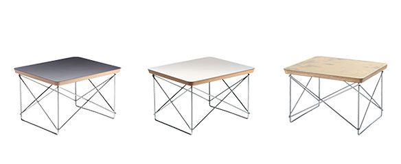 Vitra Occasional Table LTR Charles & Ray Eames 1950