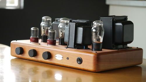 Best Looking Tube Amp With Images Integrated Amplifier Tube