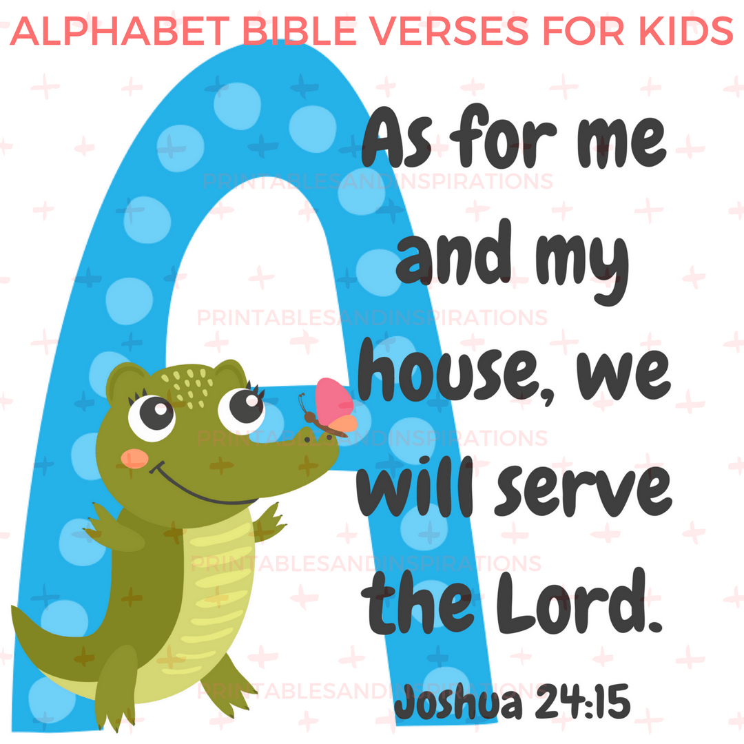 Alphabet memory verses for kids bible quotes for kids bible verses from a to z bible verses for kids scriptures for kids free printable bible verses
