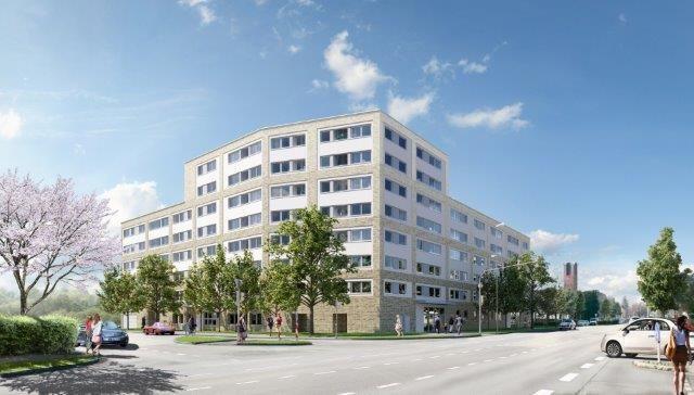 NeubauImmobilien München Concept Bau startet Hochbau von