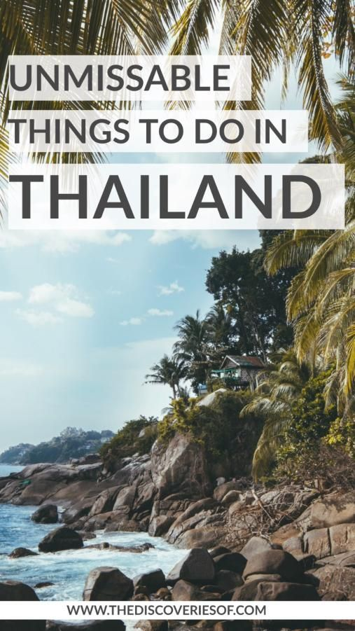 Thailand it's ON. 50 incredible things to do in Thailand for your Thailand bucke... -  Thailand it's ON. 50 incredible things to do in Thailand for your Thailand bucket list! #thailand #travel #bucketlist #traveldestinations  Source by miyokopharr  -