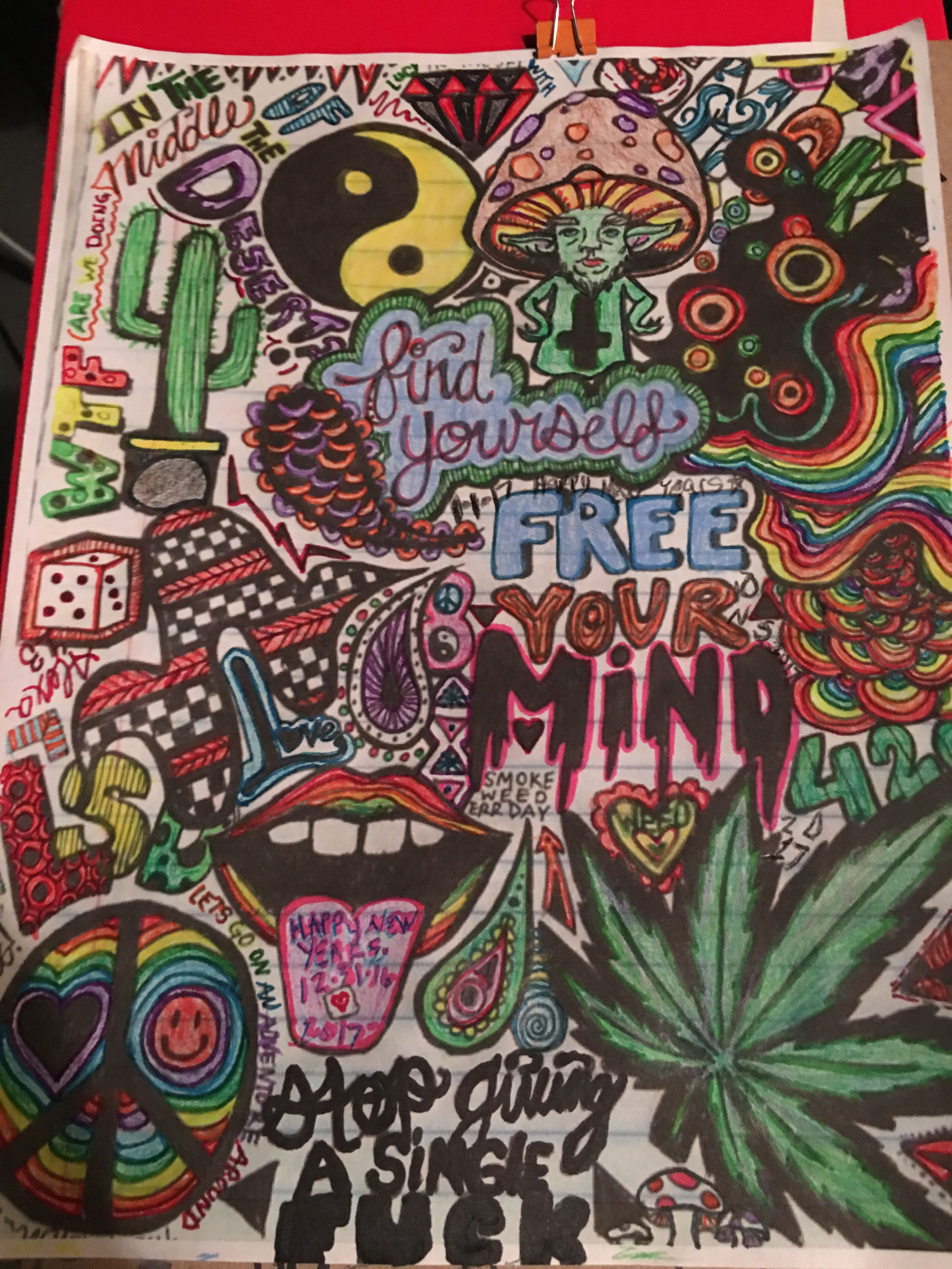 Trippy Shitzzz Trippy Drawings Hippie Drawing Hippie Art