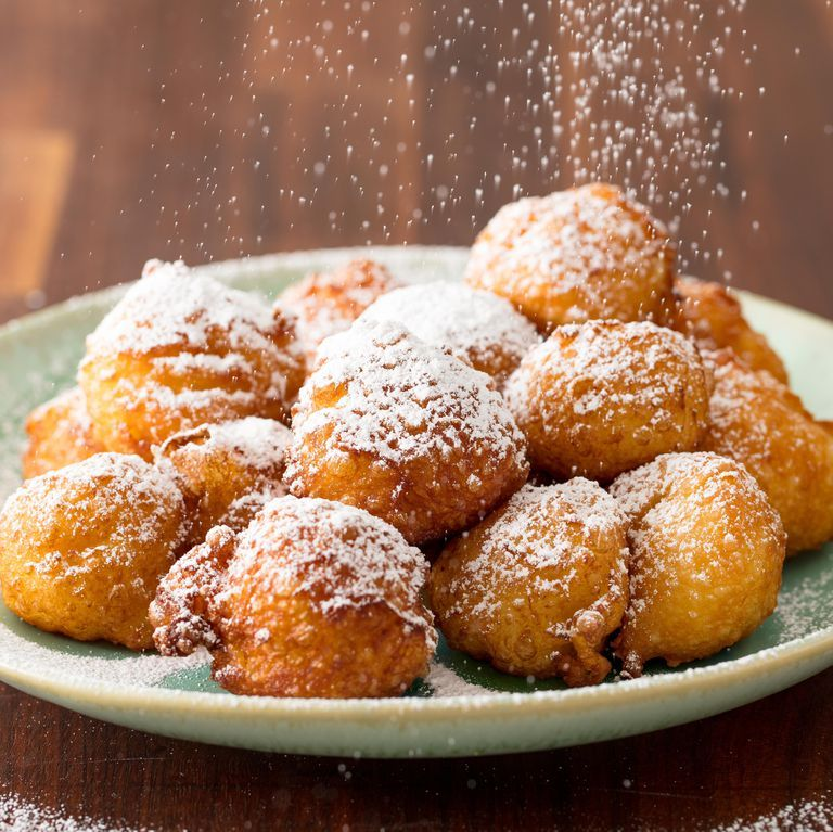 This Recipe Gives You Beignets Made Easy Recipe Mardi Gras Recipes Easy Beignet Recipe Mardi Gras Food