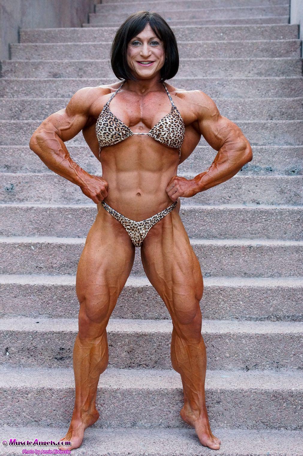 CHRISTINE ENVALL | Fitness | Pinterest | Muscles, Female