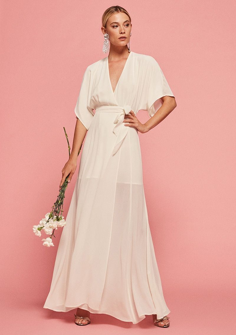Reformation Wedding Dresses Summer 2017 Shop | Vestidos de novia de ...