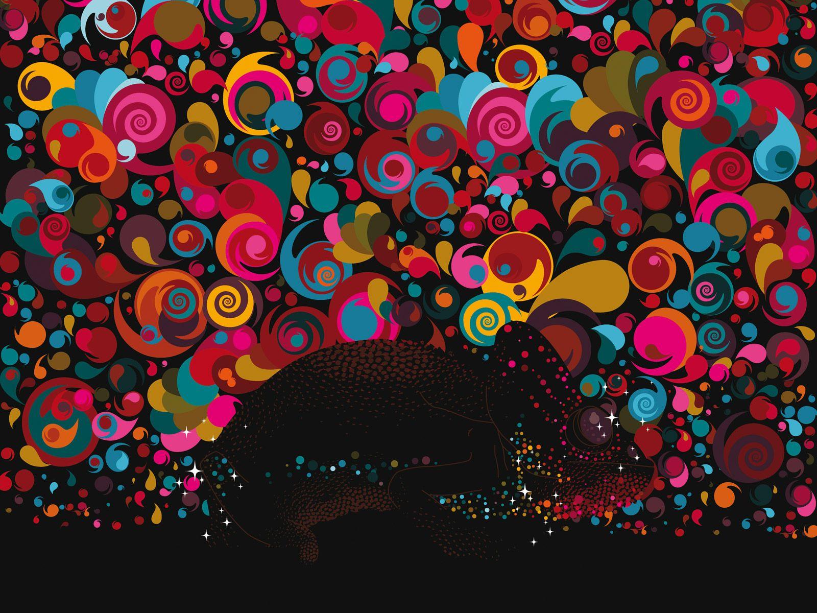 Cool Colorful Desktop Backgrounds