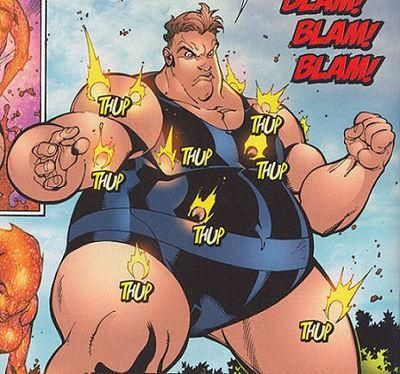 Marvel The Blob The Brotherhood Of Evil Mutants X Men Nemesis Marvel Villains Comic Villains Marvel Characters