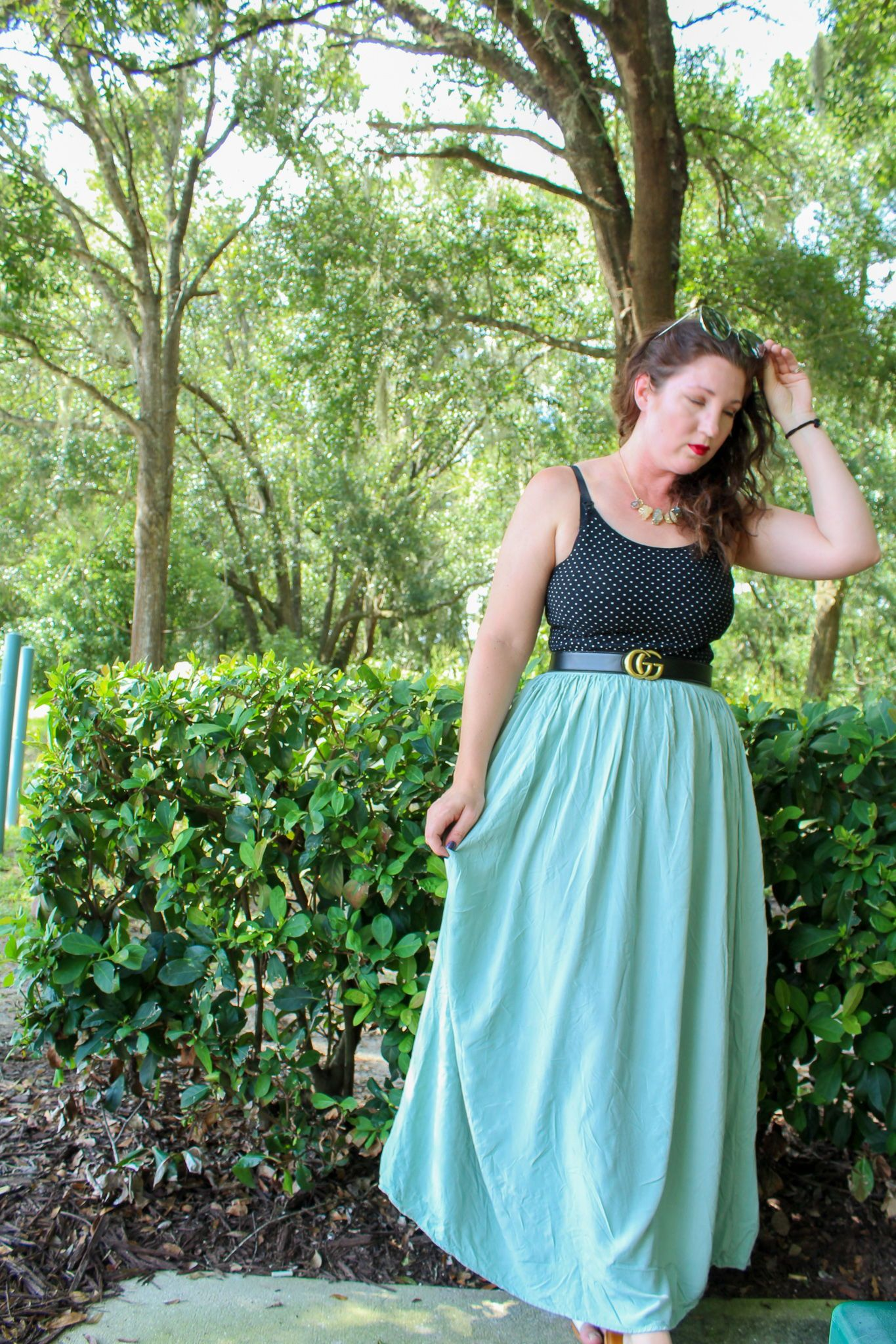 Watch 21 Cool Outfits With Mint Skirts video