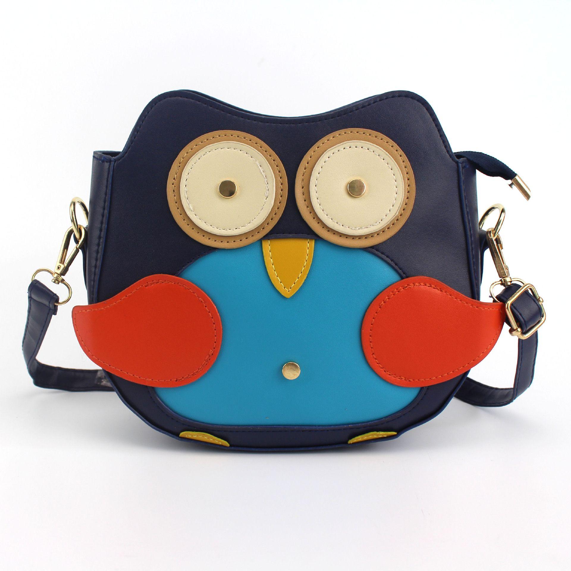 5ef9ec3d9a1d veevan spring 2016 hot new Korean fashion style handbag bag bag Penguin  stereo Single Shoulder Bag