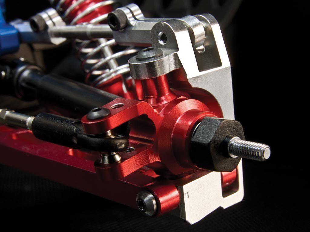Traxxas Slash 4x4 Amp Stampede Vxl Upgrade Pi 232 Ces Aluminium