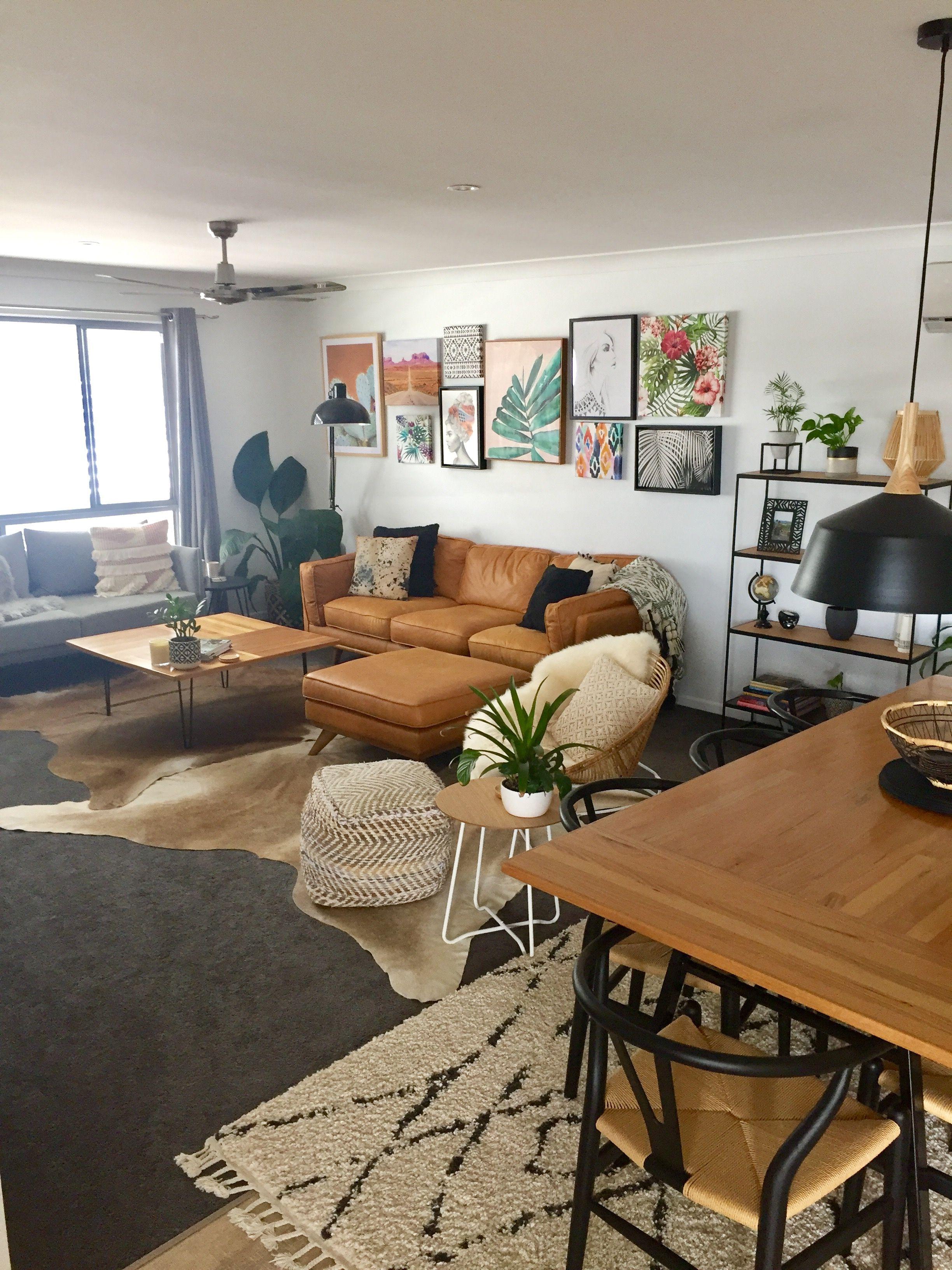 Boho Industrial Style Living Room Boho Living Room Decor Bohemian Living Room Decor Industrial Style Living Room