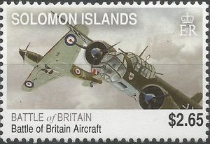 Boulton Paul Defiant, Dornier Do 17