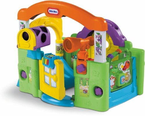 My One Year Old Daughter Loves The Little Tikes Activity Garden Because Theres So Much To Do HottestToys Best Christmas Toys For 1 Girls
