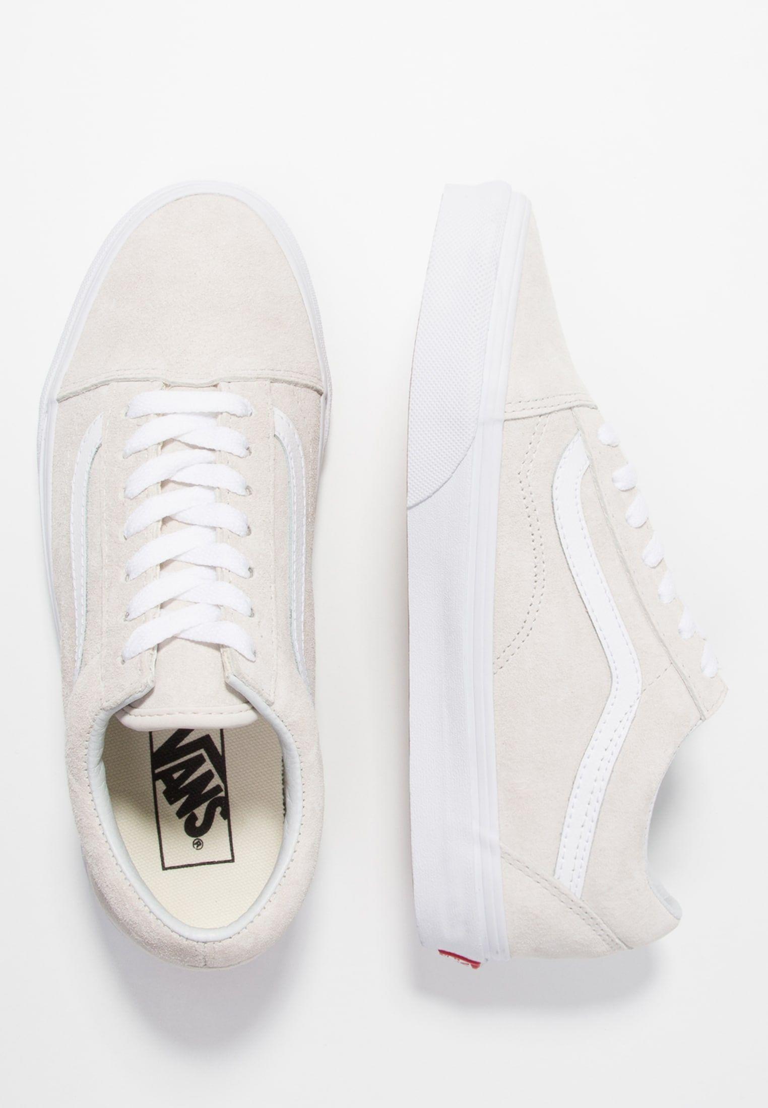 vans blanche zalando