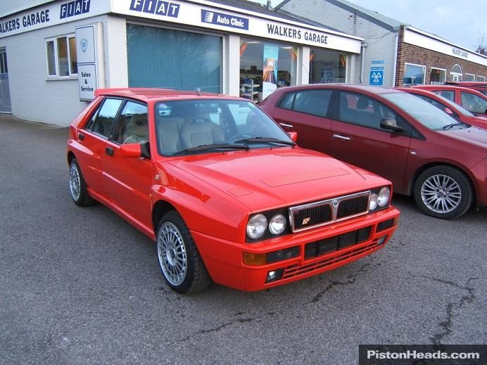 Used 2015 Lancia Delta for sale in North Yorkshire | Pistonheads