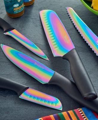 Rainbow 12-Pc. Cutlery Set