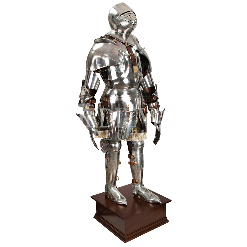 Gothic Suit of Armor - 300018 by Medieval Collectibles   Armory ...