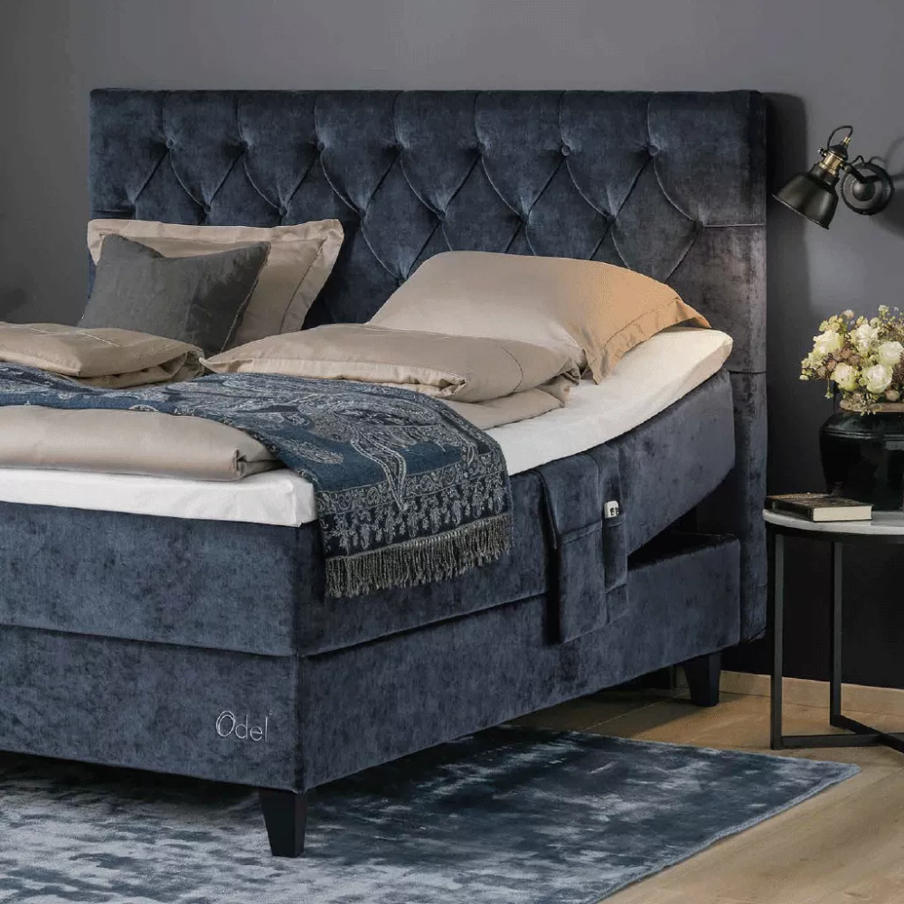Photo of Odel Tind regulerbar kontinentalseng 180×200 › Odel seng › Fagmøbler